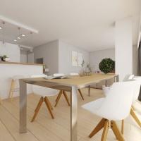 visuel 3D cuisine après home staging Aveo
