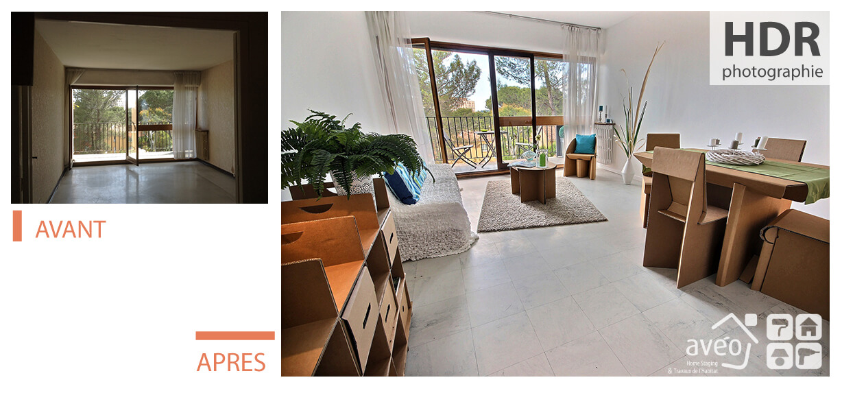 Home Staging Cagnes Sur Mer