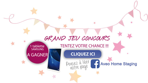 Concours AVEO home staging