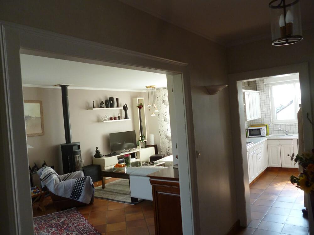 la verri re la mode et moderne transformation d 39 un s jour home staging av o. Black Bedroom Furniture Sets. Home Design Ideas