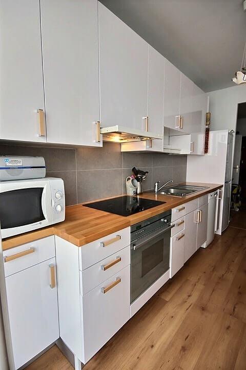 Amazing Home Staging Complet De La Cuisine. Plan De Travail Après Avéo Neuilly