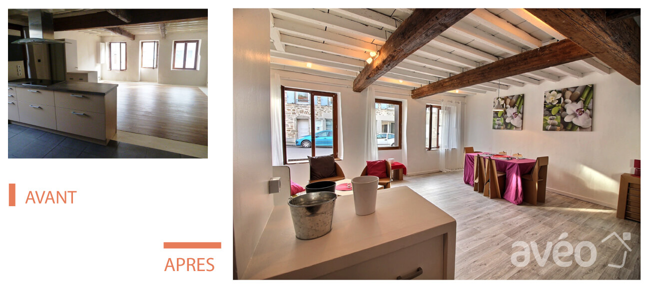 Home Staging & Travaux de l\'habitat Lyon Sud, Rhône - Avéo