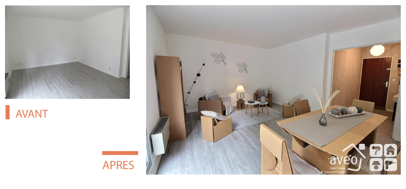 home staging & travaux de l'habitat tours, indre et loire - avéo