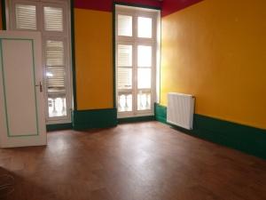 Chambre 1 avant rénovation avéo