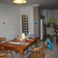Salle à manger avant home staging