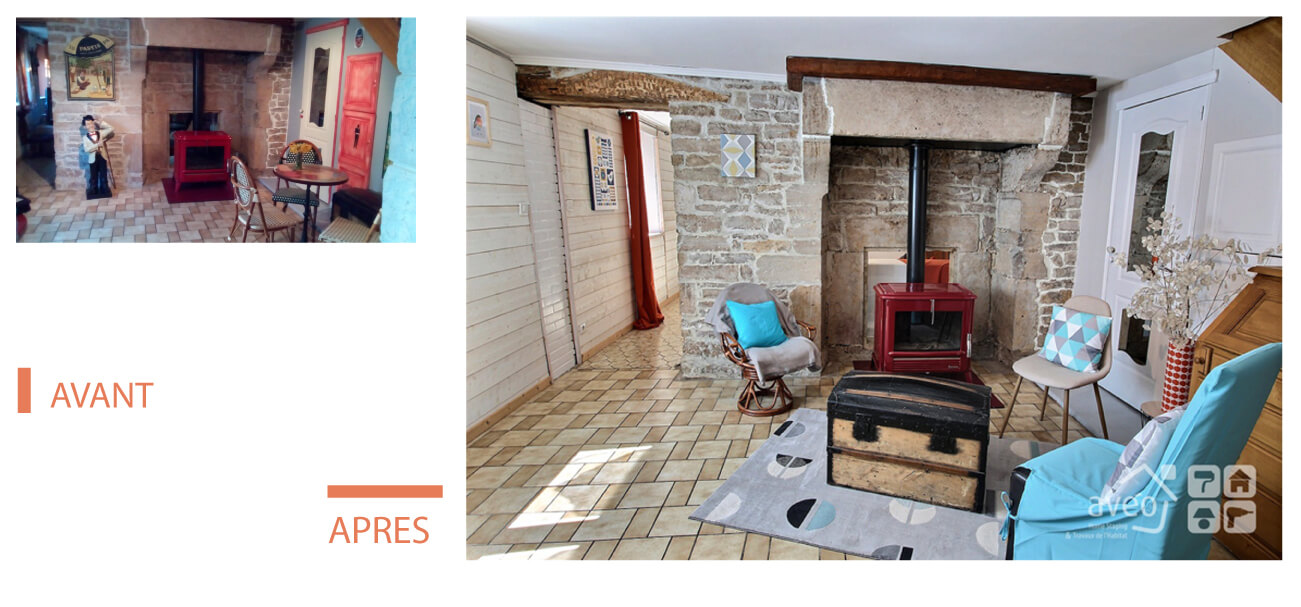 faire du home staging with faire du home staging une. Black Bedroom Furniture Sets. Home Design Ideas