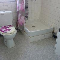 Salle de bain avant home staging Mulhouse