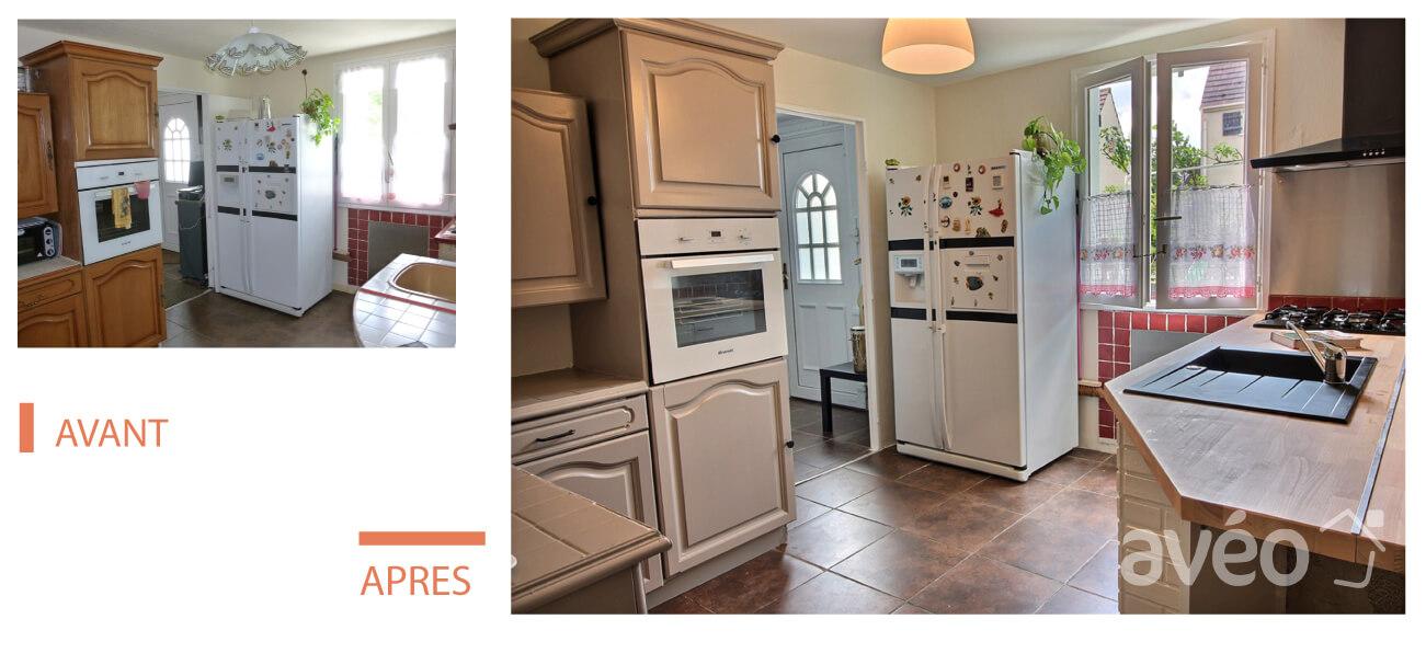 home staging travaux de l 39 habitat beauvais oise av o. Black Bedroom Furniture Sets. Home Design Ideas