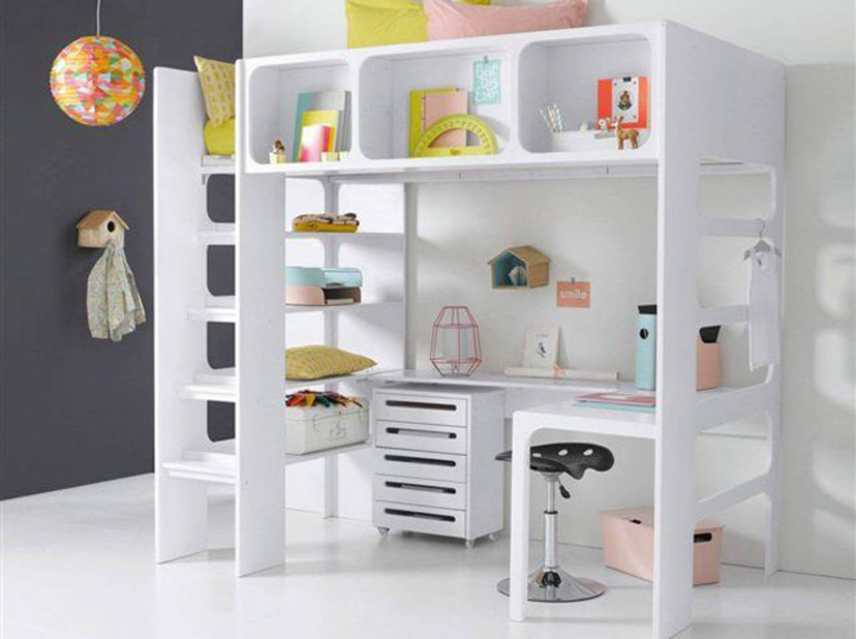 un espace bureau pour enfant home staging av o. Black Bedroom Furniture Sets. Home Design Ideas