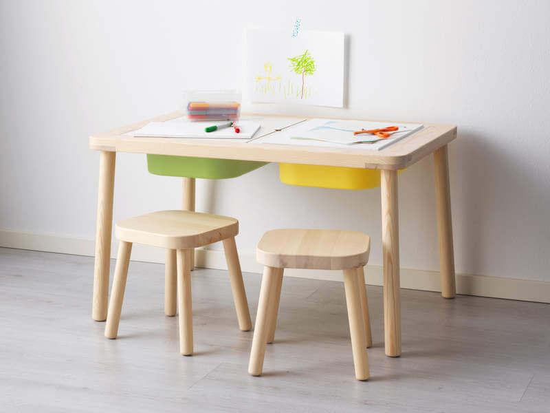 Un espace bureau pour enfant Avo