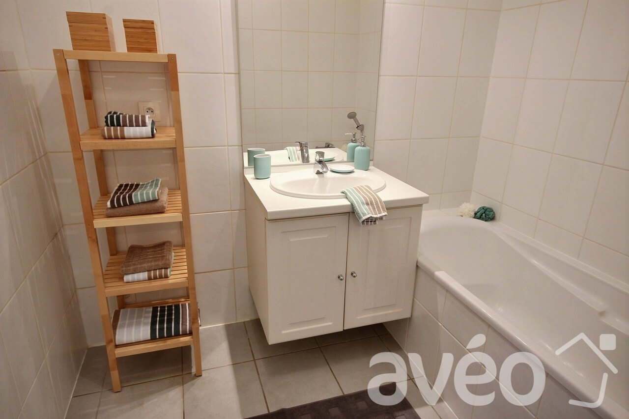 Astuce Rangement Serviette Salle De Bain ~ astuce deco salle de bain id es inspir es pour la maison lexib net