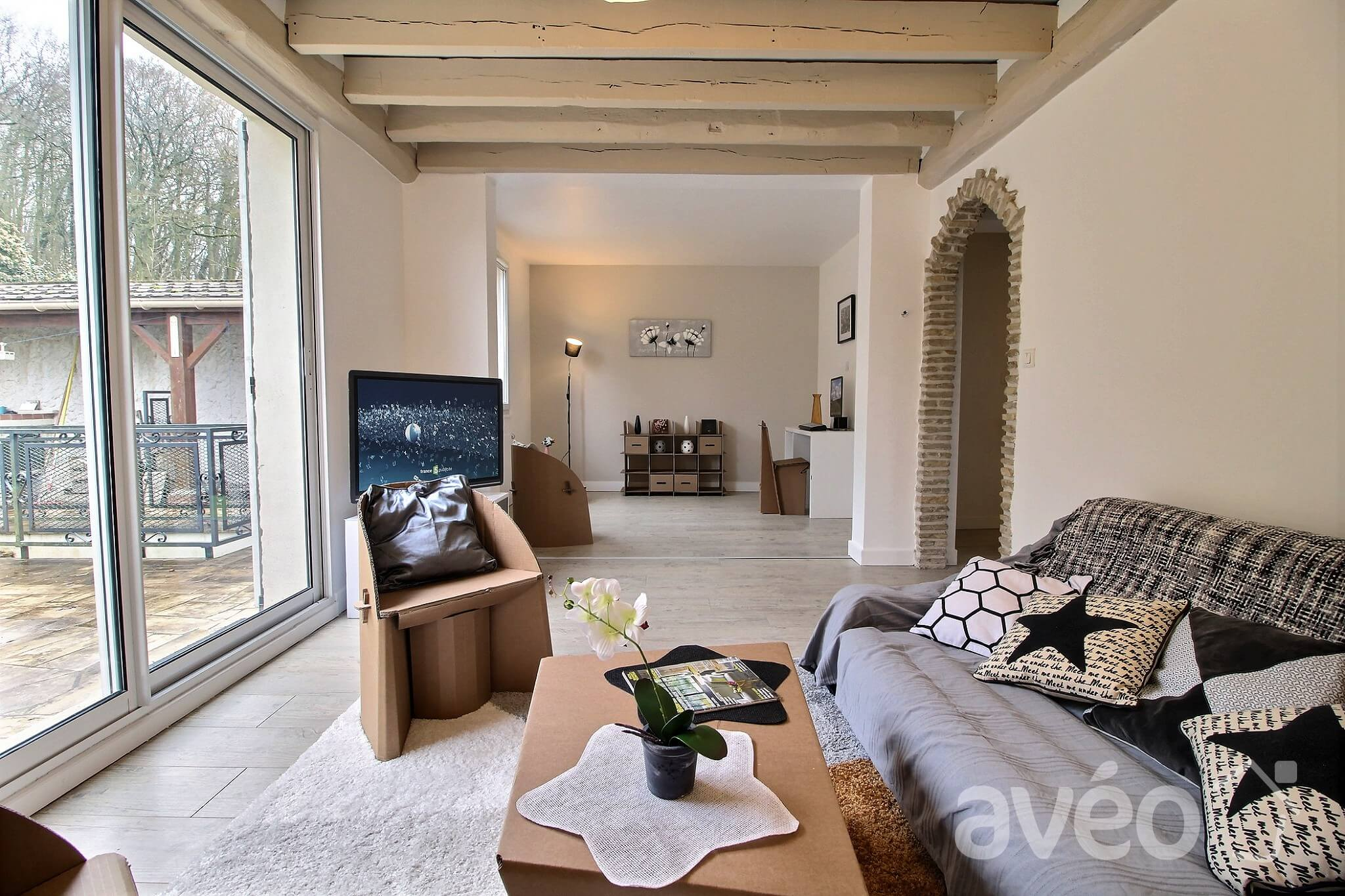 Agence Immobilière Home Staging avéo annecy - home staging avéo