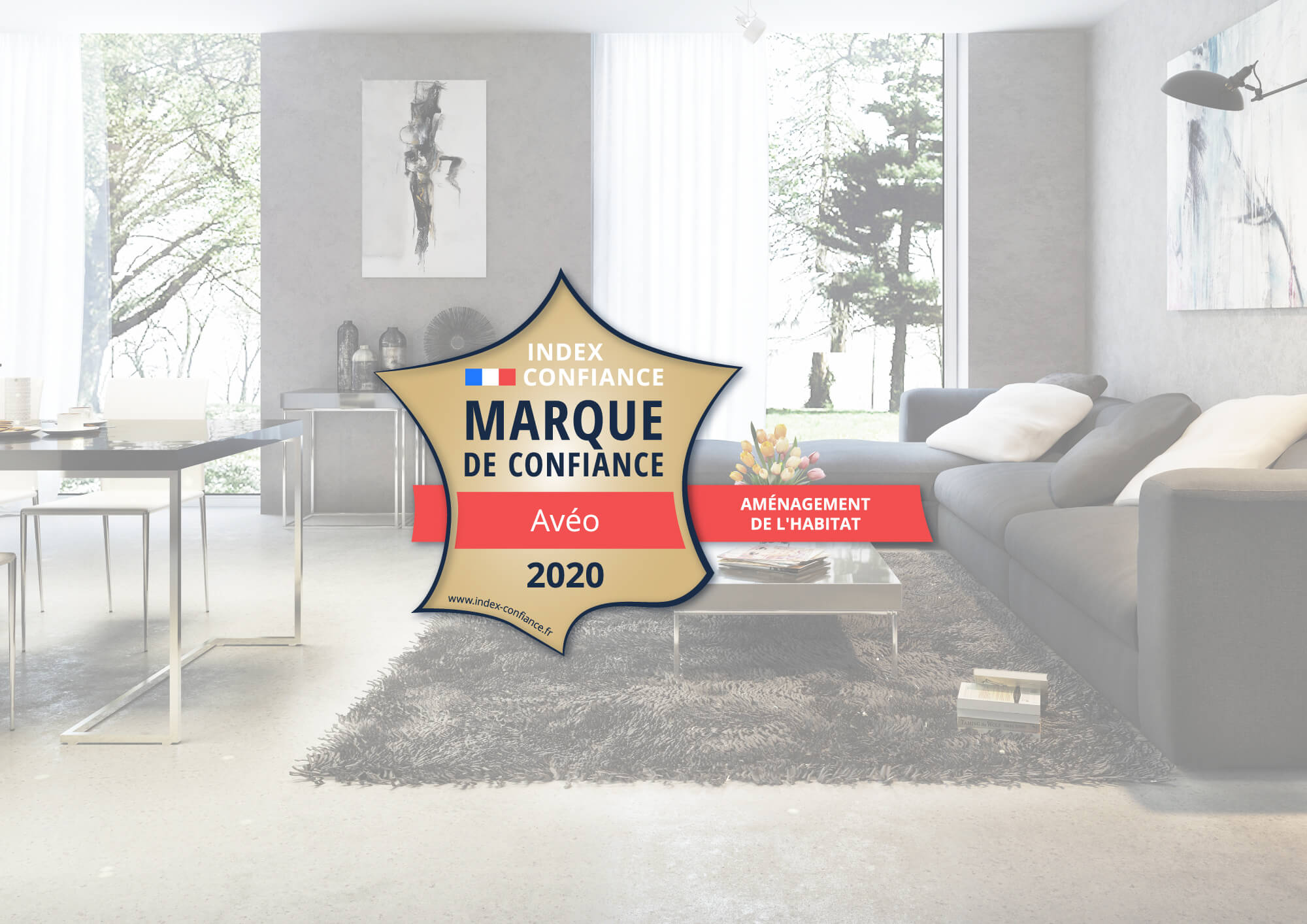 Avéo reconnu Index Marque Confiance 2020 Statista