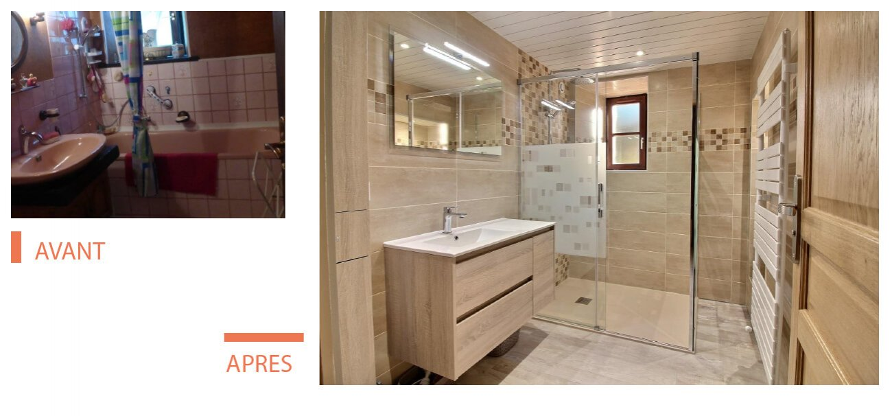 rénovation salle de bains metz