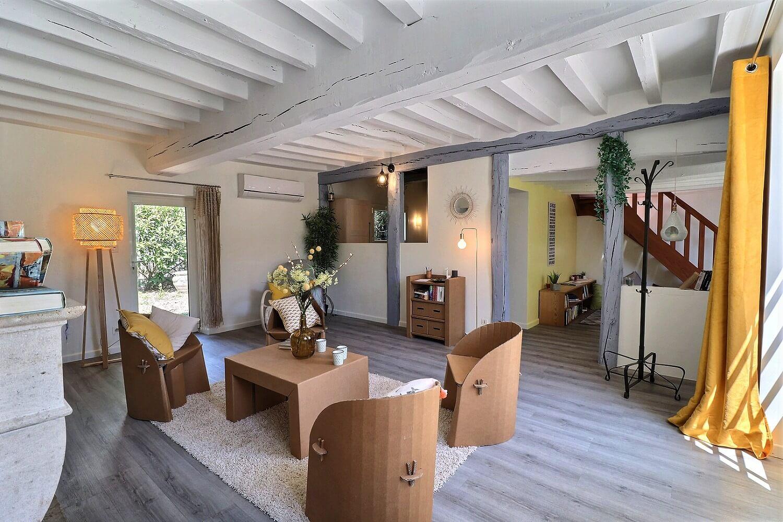 Home Staging Orléans Vendu en moins de 3 jours