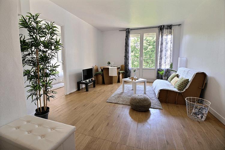 Home-Staging Maisons-Laffitte logement T3