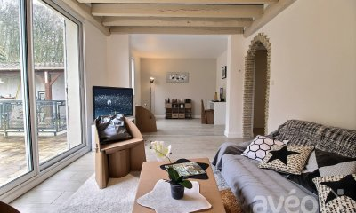 Home Staging et rafraîchissement d'une maison à Senlis